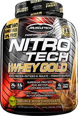 NitroTech 100% Whey Gold