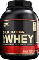 Polvere di proteine del siero del latte 100% standard oro