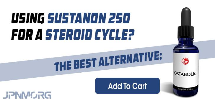 Uso di Sustanon 250 per un ciclo di steroidi